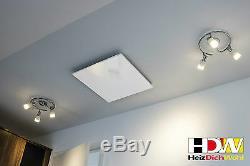 Infrarotheizung Deckenheizung 300 450 500 750 1000 Watt Thermostat Wi Fi HDW