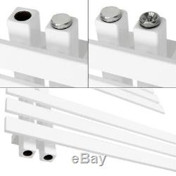 Iron M Elektrisch Handtuchheizkörper Heizkörper Badheizkörper 500 x 1600 mm Weiß