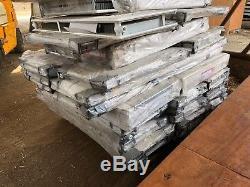 JOB LOT RADIATORS central heating plumbing building materials surplus stock