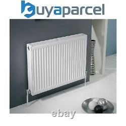 Kartell Type 21 600 x 1600 Radiator Compact Double Panel Plus Convector White