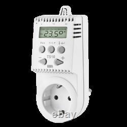 Kuas Infrarotheizung Hybrid Serie 600 1400 Watt komplett Set mit Thermostat