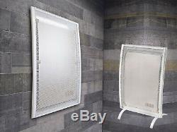 MICA Elektro Wärmewellenheizung Stand / Wand Heizung Schnellheizer Badezimmer