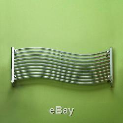 Modern Chrome Horizontal Vertical Designer Radiator Central Heating Kartell