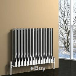 Modern Designer Stainless Steel Horizontal Radiator Central Heating Reina