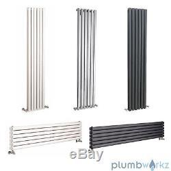 Modern Designer Vertical/Horizontal Radiator Central Heating Column Panel Rad