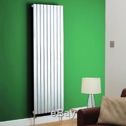 Modern Designer White Vertical Radiator Central Heating Single Double Kartell