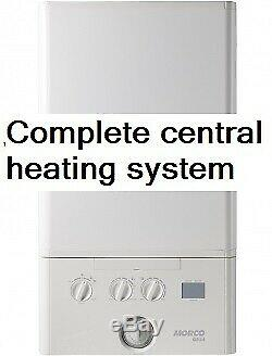 Morco Gb24 Full Caravan Central Heating System Package Radiators Pipework Flu