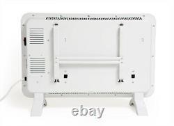 Mylek Electric Panel Heater Wifi App Smart Radiator Timer Convector Wall Mounted
