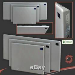 NOVA LIVE R Slimline Efficient Wall Electric Panel Heaters Convector Radiators