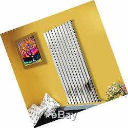 NRG 1600x680mm Vertical Tall Upright Flat Panel Central Heating Radiator