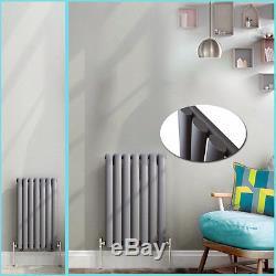 New Horizontal Designer Column Radiators Double & Single Central Heating Panel