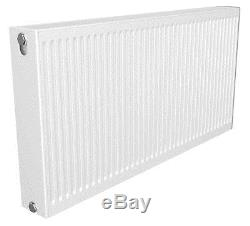New (unopened) Set of 7 Central Heating Radiators Doubles, Singles