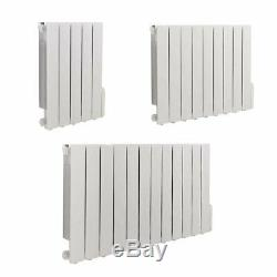 Oil Filled Electric Radiator Thermostatic Wall Mounted Heater 900W 2000W