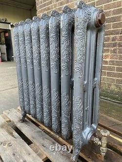 Ornate Cast Iron Decorative Radiator