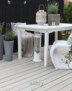 Outdoor Heater, Patio Heater, Touch safe, Infrared Heater, Freestanding Heater