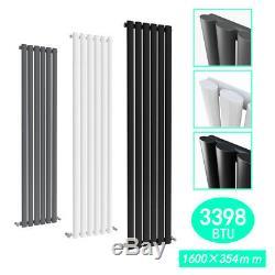 Oval Column Radiator Vertical Design Tall Upright Central Heating Radiators