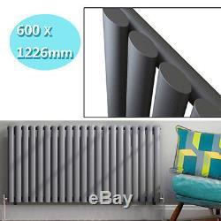 Panana Horizontal Designer Column Radiators Double Single Central Heating Panel