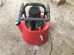 ROTHENBERGER power flushing unit, Central heating radiator Flusher Cleaner