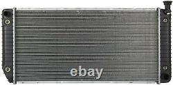 Radiator For 1994-2000 Chevy 1500 GMC Yukon Cadillac Escalade V8 34 Core