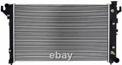 Radiator For 1994-2001 Dodge Ram 1500 V6 3.9L V8 5.2L 5.9L Gas Lifetime Warranty