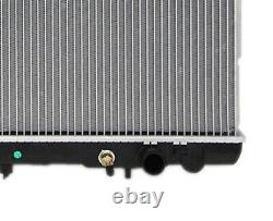 Radiator For 1998-2004 Nissan Frontier Xterra 4CYL 2.4L V6 3.3L Free Shipping