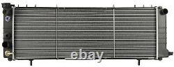 Radiator For 1999-2001 Jeep Cherokee Comanche 2.5L 4.0L Lifetime Warranty