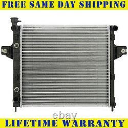 Radiator For 1999-2004 Jeep Grand Cherokee 4.0L Lifetime Warranty Free Shipping