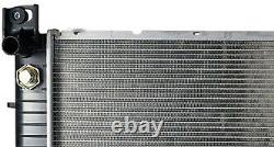 Radiator For 1999-2009 2011-2014 Chevy P/U 1500 2500 HD V6 V8 34 Core