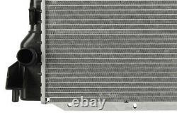 Radiator For 2000-2009 Lincoln LS Jaguar S-Type No Transmission Oil Cooler