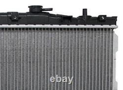 Radiator For 2001-2008 Hyundai Tiburon Elantra 4CYL 2.0 V6 2.7L Free Shipping