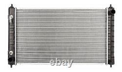 Radiator For 2007-2018 Nissan Altima 2.5L 3.5L 4CYL V6 2009-2018 Maxima 3.5L V6