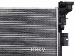 Radiator For 2008-2016 Dodge Grand Caravan Chrysler Town & Country Fast Shipping