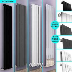 Radiator Vertical Horizontal Flat Panel Oval Column Traditional Designer Rads