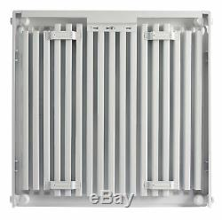 Single Panel Type 11 500mm High x 2000mm Long Central Heating Compact Radiator