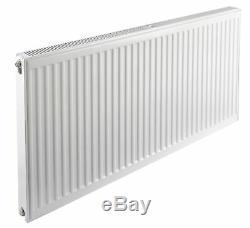 Single Panel Type 11 600mm High Central Heating Radiator PRORAD Compact Radiator