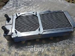 Smart Roadster Brabus, charge cooler alloy radiatordirect replacement