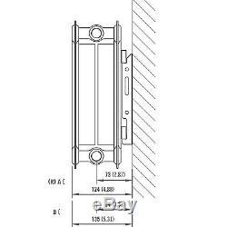 Stelrad Vita Compact K2 Radiator Horizontal 600x1600mm White Central Heating