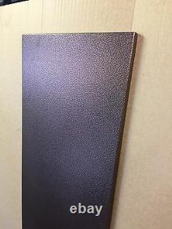 Tall Hammered Copper Vertical Designer Radiator 505/1805