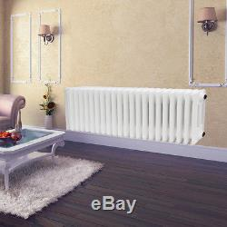 Traditional Cast Iron Radiator Vintage Room Central Heating Double/Triple