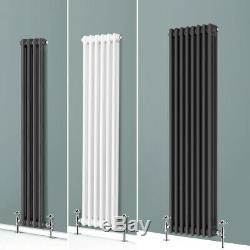 Traditional Column Radiator Vertical Cast Iron Style Vintage Central Heating Rad
