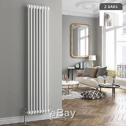 Traditional Column Radiators Vertical Cast Iron Style Central Heating Rads UK