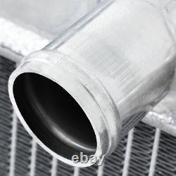 Twin Core Aluminium Alloy Race Radiator For Mazda Mx5 Mk1 Miata 1.6 1.8 90-97