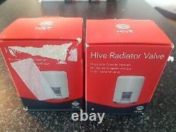 Two Hive Thermostatic Radiator Valve's
