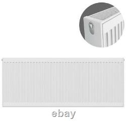 Type 22 H600 x W1400mm Compact Double Convector Radiator D614K