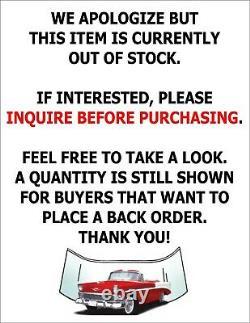 Universal Radiator Chevrolet GM Cross Flow Shroud & Dual 12 Fans 31 x 19