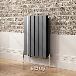 Vertical Designer Flat Panel Radiators Modern Columns Central Heating UK Rads