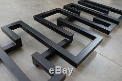 Vertical Designer Radiator 160 X 60 Central Heating Bathroom Radiator Black
