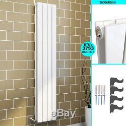 Vertical Designer Radiator Column Tall Upright Central Heating Radiators