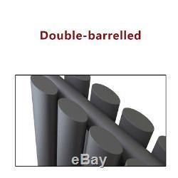 Vertical Designer Radiator Oval Column Tall Upright Central Heating 600mm High