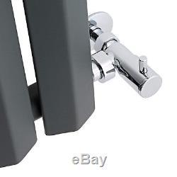 Vertical Designer Radiators Diamond Panel Central Heating Tall Upright Columns